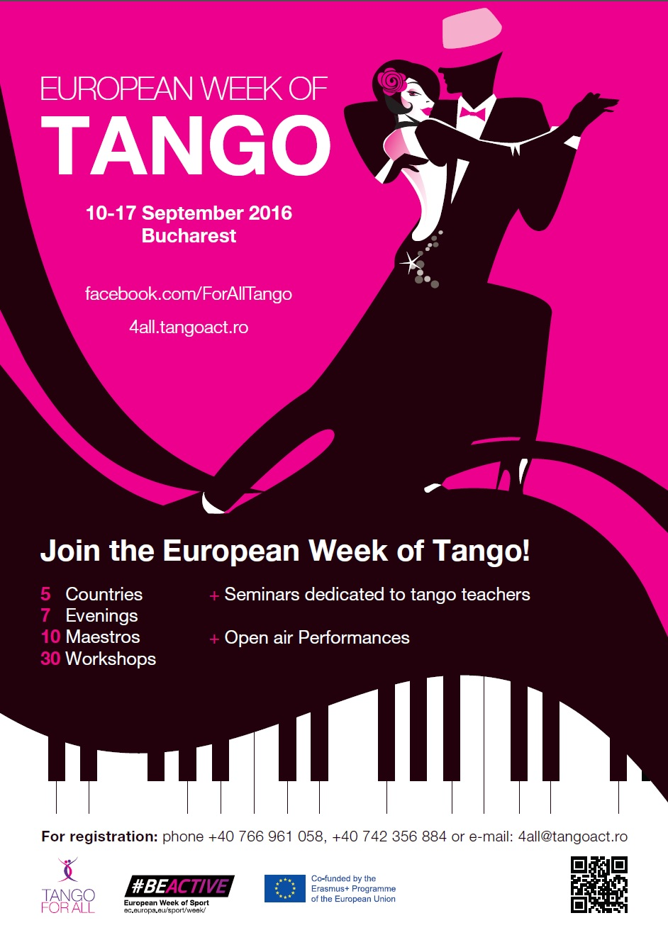 European Week of Tango